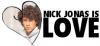 Love Nick Jonas