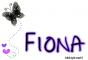 Fiona =D