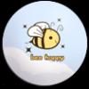 Bee h.a.p.p.y