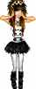 Panda Bear Doll. <3