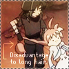 Disadvantage Of Long Hair