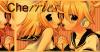 Rin & Len Cherries