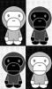 Bape Monkey