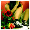 Converse and Roses