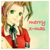 Final Fantasy VII - Aeris - X-mas