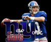 New York Giants- Eli Manning